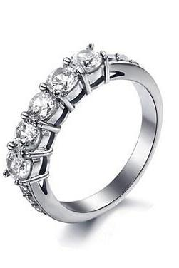 Big Hearts and Arrows diamond ring GJ7645
